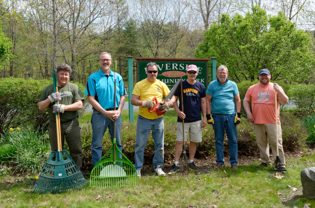 Riverside Community Park Cleanup