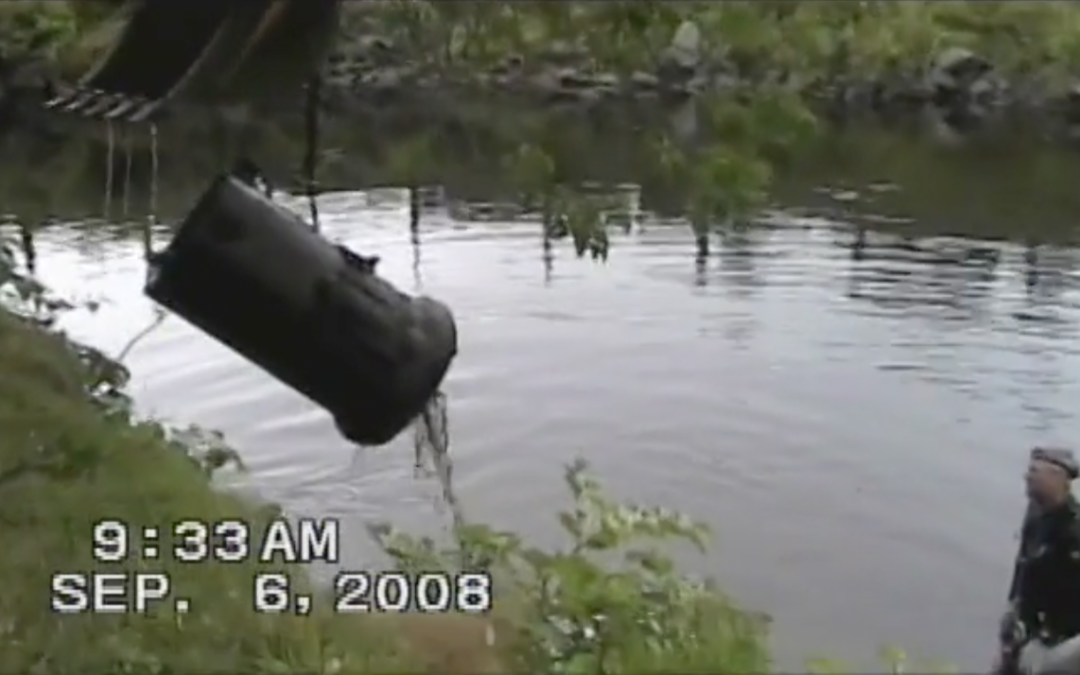 Mascoma River Cleanup