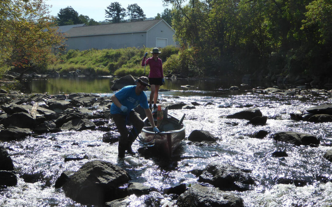 Mascoma River Cleanup coming up soon! Saturday September 25th, 2021